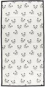 Håndklæde fra Småfolk - Panda (100x150)