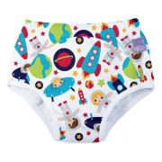 Pottetræning bukser fra Bambino Mio - Training pants - Outer Space