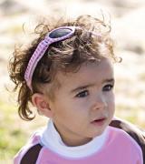 Solbrille - Baby Banz - Adventure - Pink Tern