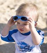 Solbrille - Baby Banz - Adventure - Blå Tern