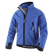 Soft shell jakke fra Reima - Wallpass - Blå