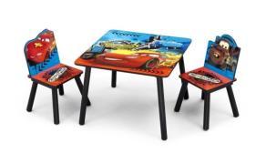 Disney Biler bord med stole v2