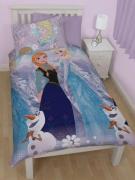Disney Frozen Crystal Sengetøj