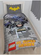 Lego Superheroes Batman Kapow 2i1 Sengetøj