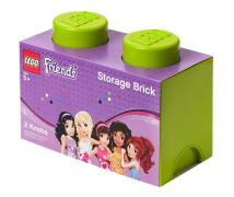 Lego Friends opbevaring Limegreen