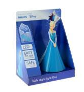 Phillips Disney Frost Elsa 3D Bordlampe