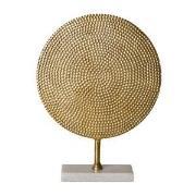 Hammered Dekoration Guld
