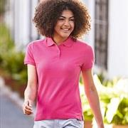 Fruit of the Loom Lady-Fit Premium Polo * Gratis Fragt *