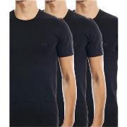 Hugo Boss 3-pak Classic Crew Neck T-shirt * Gratis Fragt *