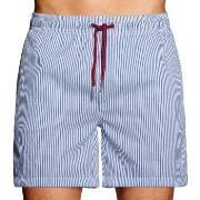 Gant Seersucker Swim Shorts * Gratis Fragt *