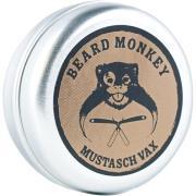Mustasch Wax  Beard Monkey Skægvoks