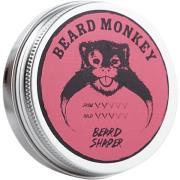 Beard Wax Shaper,  60ml Beard Monkey Skægvoks