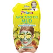 Oil Mud,  7th Heaven Ansigtsmaske