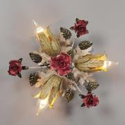 Florentinsk loftslampe Fiama med 3 lyskilder