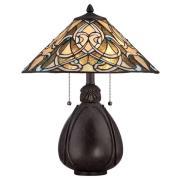 Pragtfuld Tiffany-bordlampe India