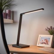 Kuno - LED skrivebordslampe med USB-stik