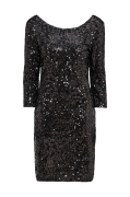 Pailletkjole viGlitz Dress