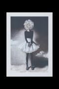 Plakat Unspoken 50x70 cm