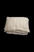 Mønstret sengesæt af bomuld - Stripe