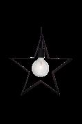 Stilla stjerne til vinduet
