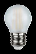 Pære E27 LED Matteret Filament 4 W