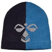 Hummel Stark Hat Black and Blue 50/52 cm