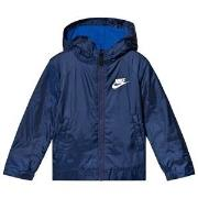 NIKE Blue Void Jacket 2-3 years