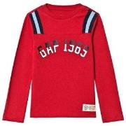 GAP Modern Red Branded Sweatshirt S (6-7 år)