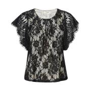 Adriana Lace Blouse