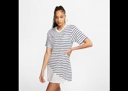 Nike Nike Sportswear Unité Totale Women's Dress - White