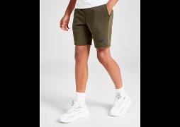 Puma     Essential Sweat Shorts Junior - Green - Kids