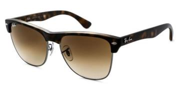 Ray-Ban RB4175 Clubmaster Oversized Solbriller