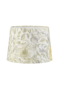 Lampeskærm Sofia Mønstret 25 cm