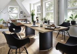 BODAHL Extreme plankebord - olieret egetræ, m. udtræk 200 ...