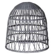 Star Trading-Knot Lampshade 50 cm, Gray