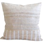 Mimou-Tabby Cushion, Natural
