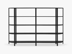 OMNI shelving system, high double