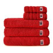 Icons Original håndklæde 30x30 cm Red