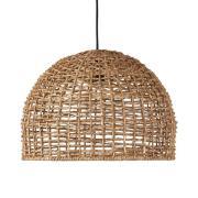 Cebu loftslampe Ø37 cm Natur