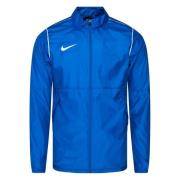 Nike Regnjakke Repel Park 20 - Blå/Hvid